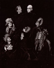 Faust, Caravan of Dreams Theatre, Fort Worth, TX., 1984