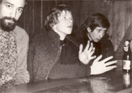 At Sissi's, Munich 1964